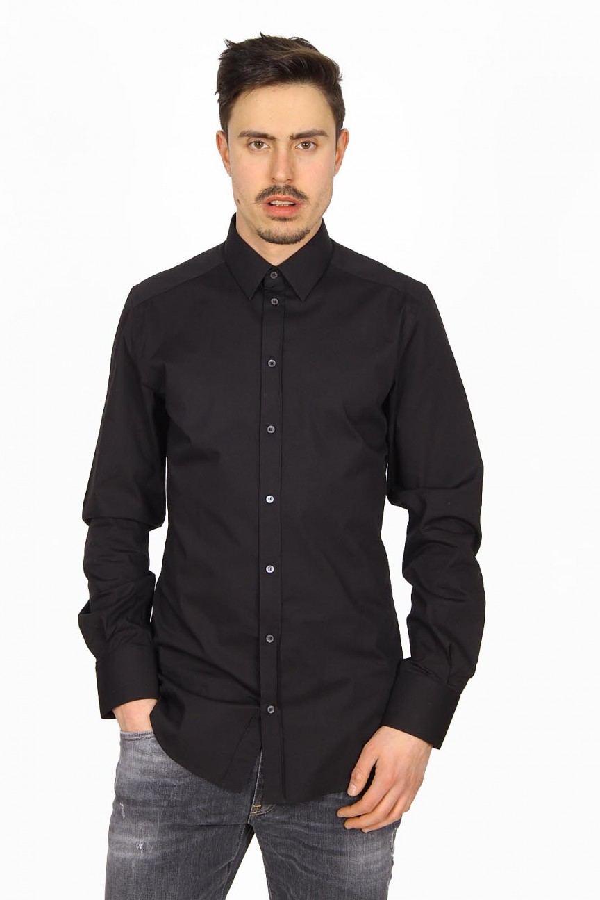Dolce & Gabbana mens shirt long sleeve