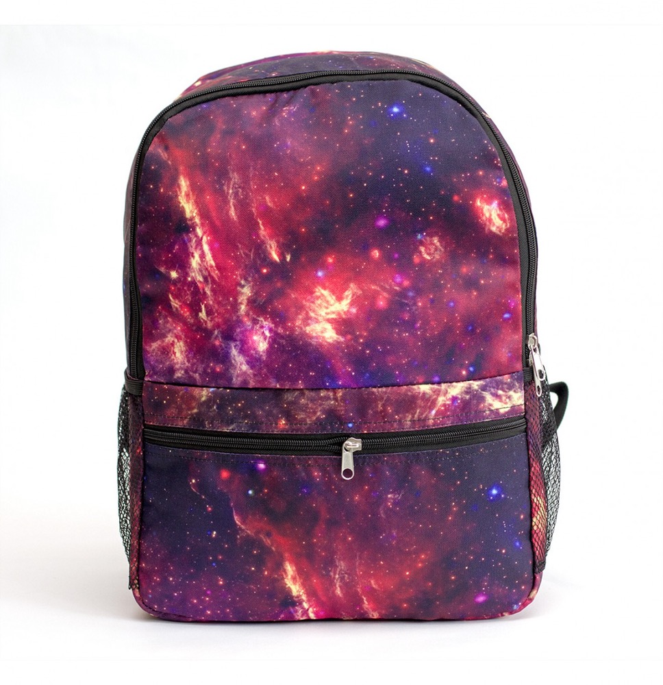 Purple Nebula Backpack