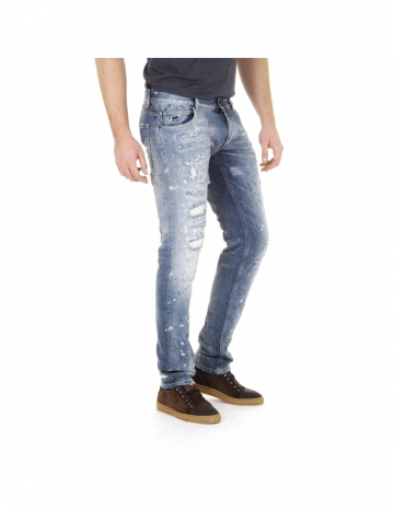True Light Blue Dolce & Gabbana Men Jeans