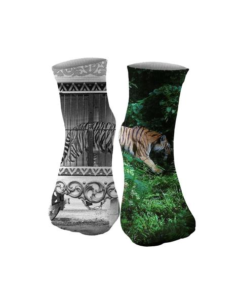 Tiger Cage socks