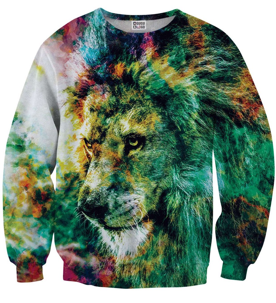 KING OF COLORS SWEATER