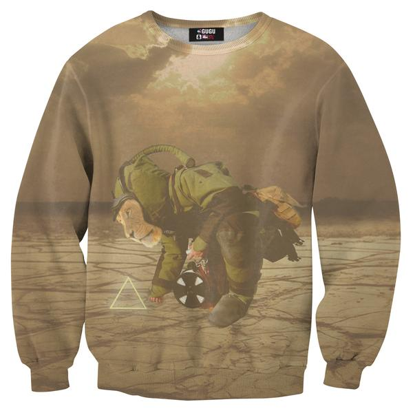 Hip Lion Sweater