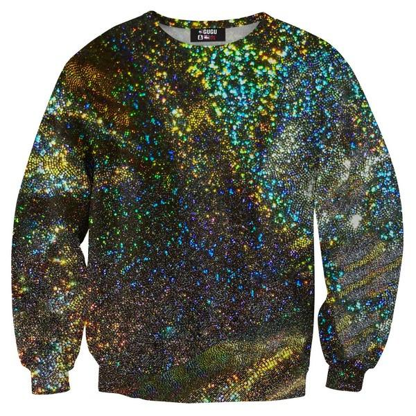 Hologram sweater