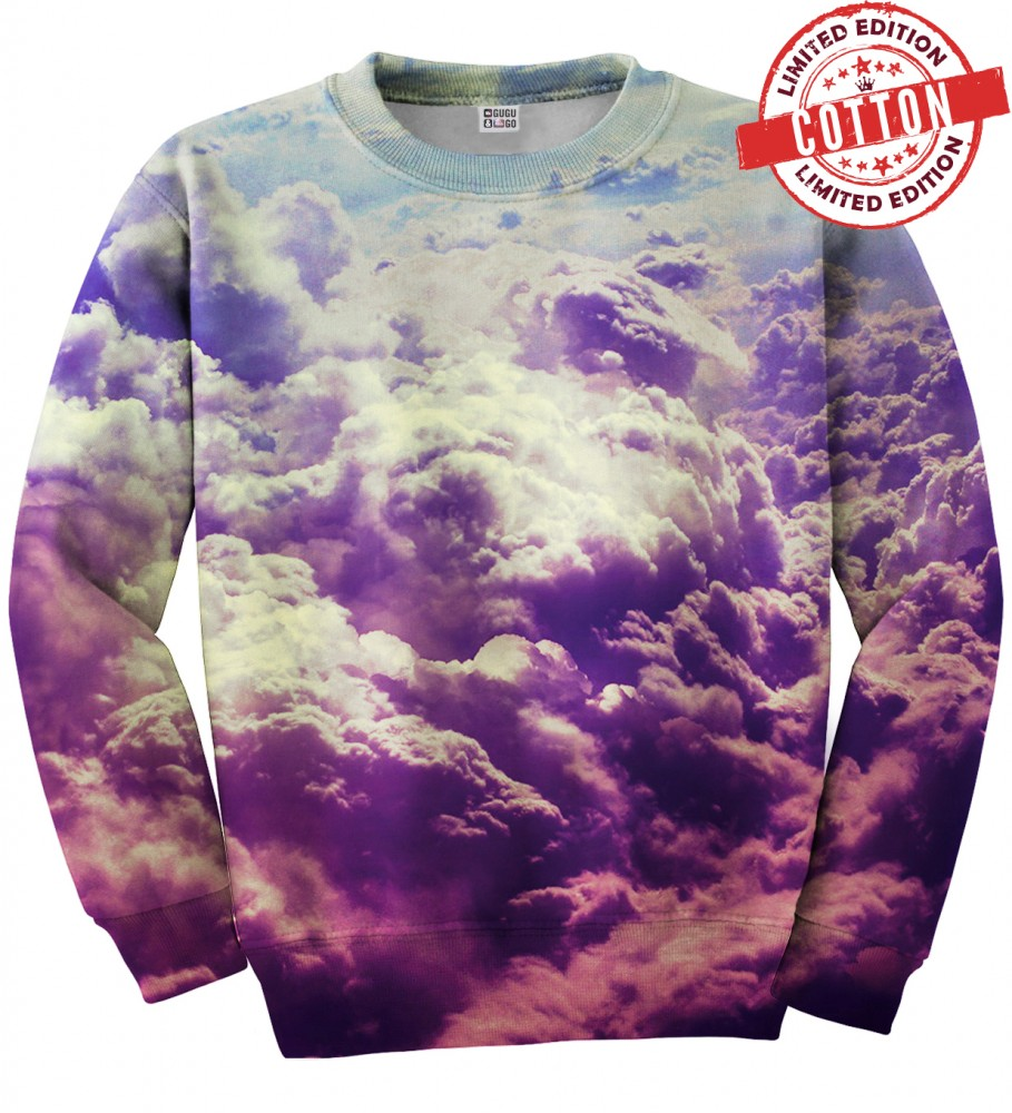 Clouds Cotton Sweater