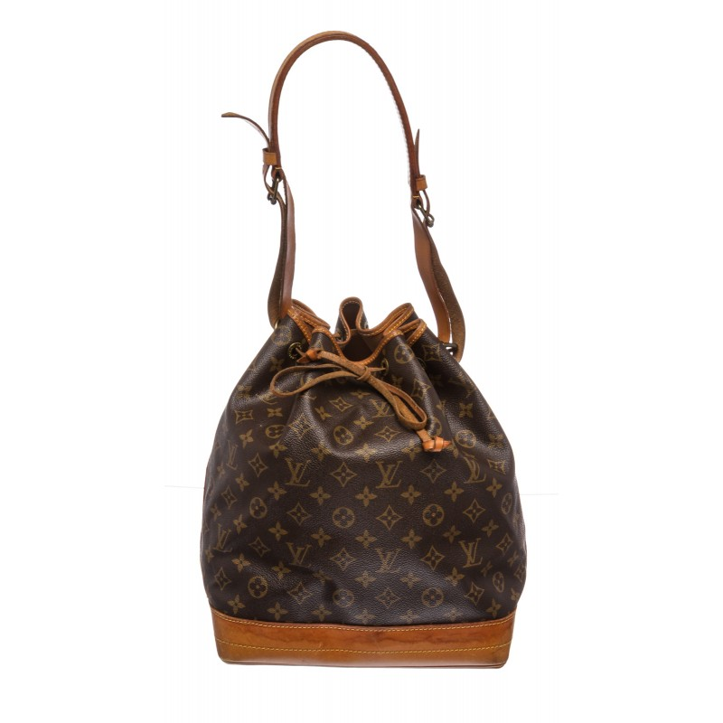 Louis Vuitton Monogram Noe GM Bucket Bag
