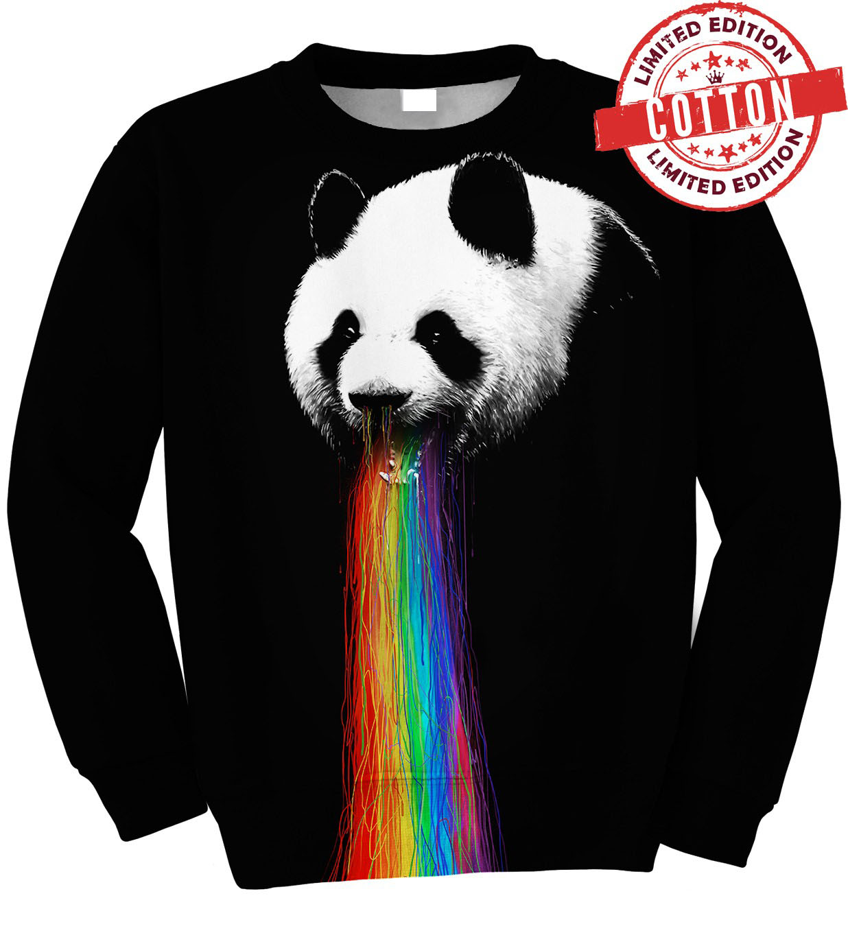 PANDALICIOUS COTTON SWEATER